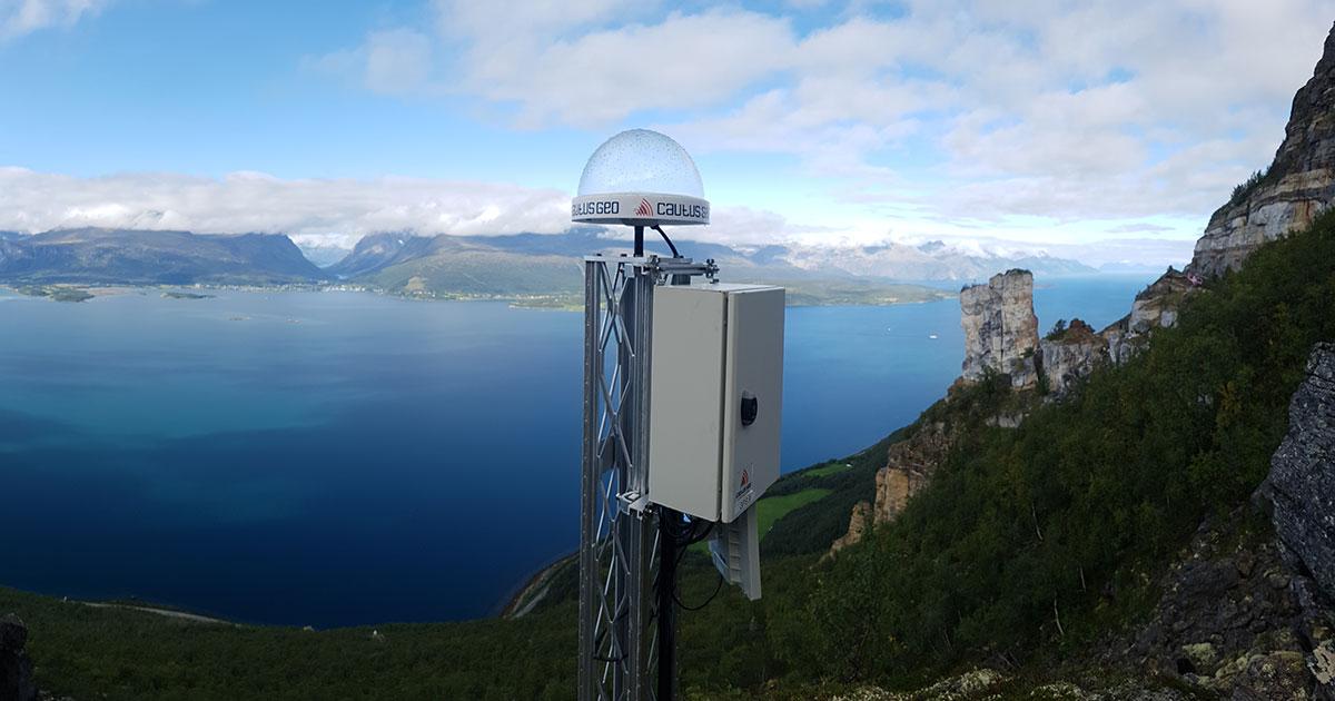 Nordnesfjellet / Cautus Geo 2009