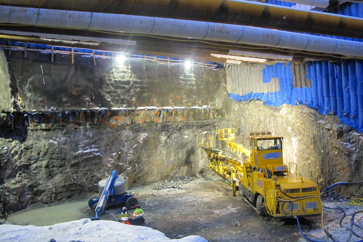 Bygg og anlegg / Cautus Geo 2011