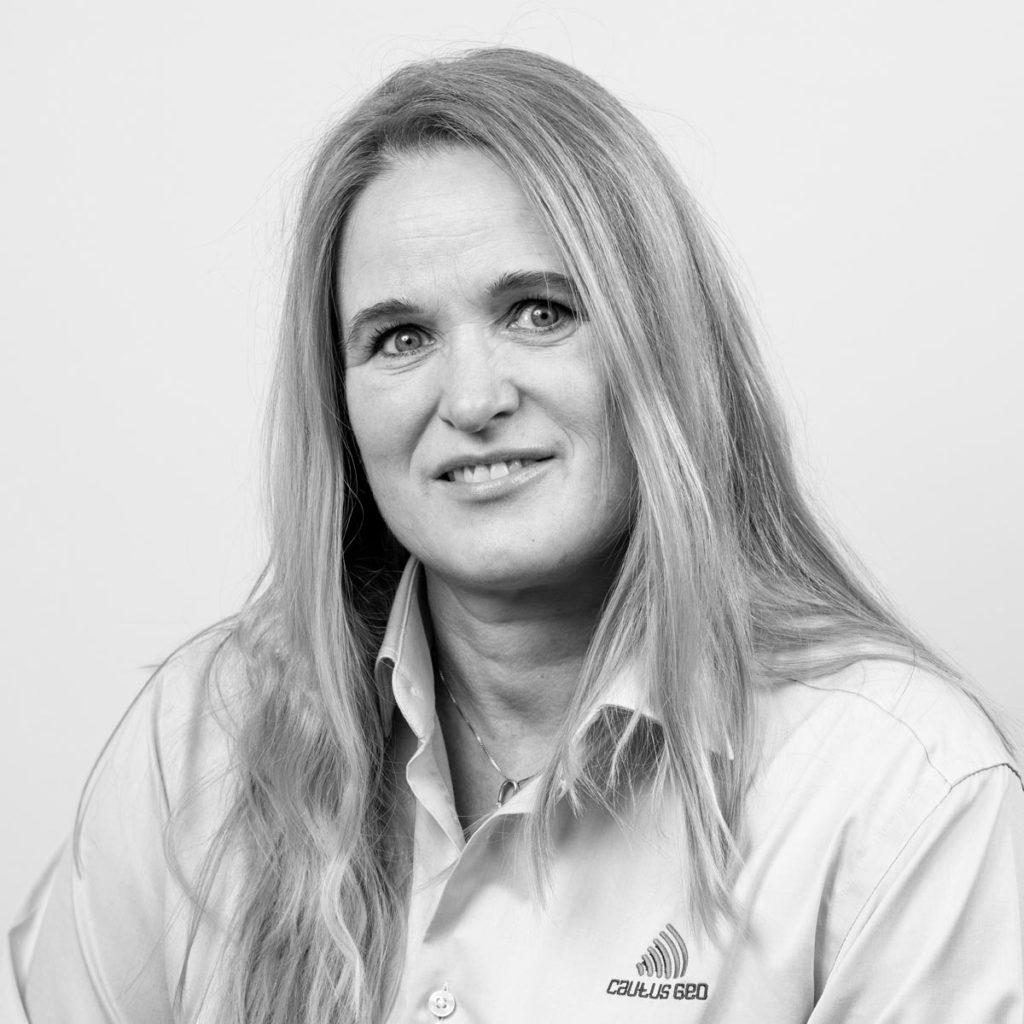 Inger Hjorthøy - Cautus Geo
