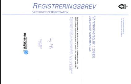 Cautus Geo patentstyret 250x160