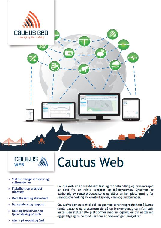 cautus-web-produktark
