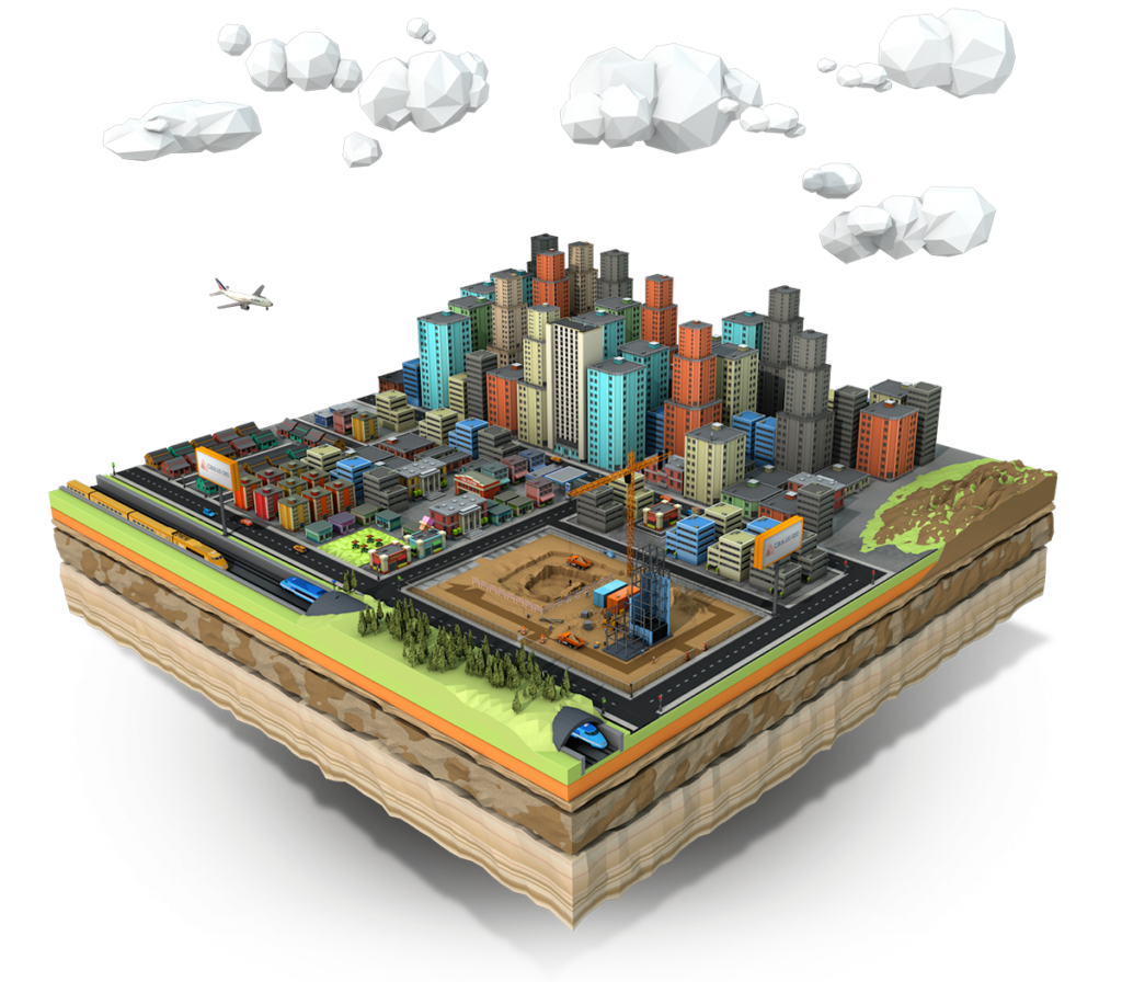 Målesystemer for byggeprosjekter