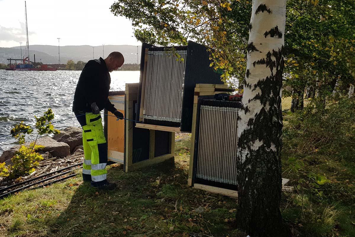 Gilhus Drammen / Cautus Geo 2018